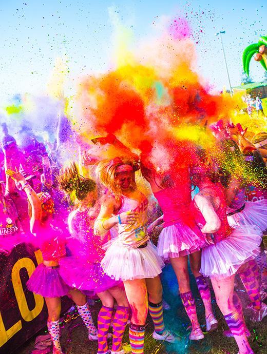 The Color Run Australia